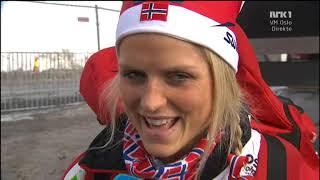 Ski-VM i Kollen 2011 – Stafett kvinner