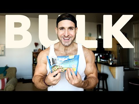 LEAN BULK DIET Ep.1 | FULL DAY OF EATING FOR BODYBUILDING AND BUILDING MUSCLE