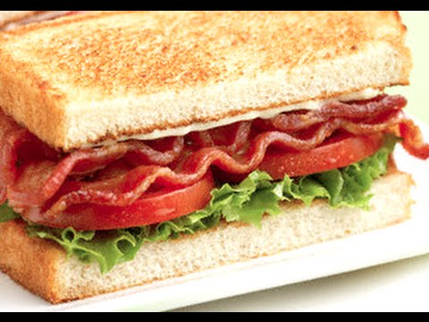 HOW TO MAKE A BLT - BACON LETTUCE TOMATO - Greg's Kitchen