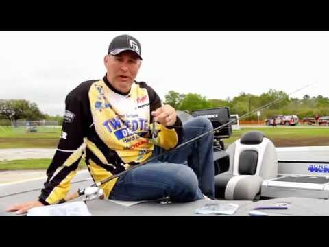 Elite Series Field Test: Sabine River:  Bass Fishing Tournament Baits & Lures Review
