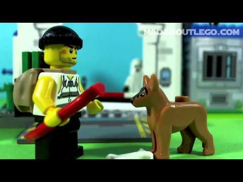 LEGO POLICE BIG ESCAPE 10675