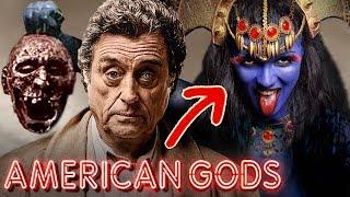 American Gods Revealed Pt2: The Mythology of Season 2