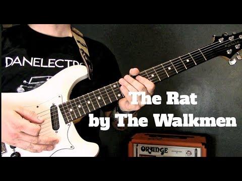 The Walkmen - The Rat Guitar Lesson