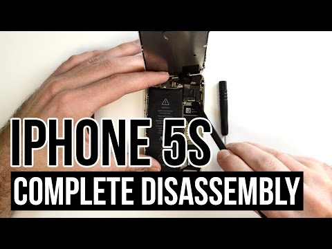 iPhone 5s Disassembly Repair Video Guide