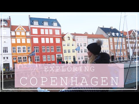 A weekend in Copenhagen, Denmark for New Year | Filmed on my GoPro Hero 4 Silver