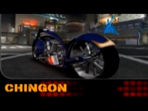 Midnight Club 3: DUB Edition REMIX - Choppers of America Tournament