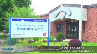 Realstar managed: Lorneville Apartments, 1450 First Street East, Cornwall, Ontario