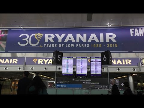 Ryanair flight report 1556 from Dublin to Manchester
