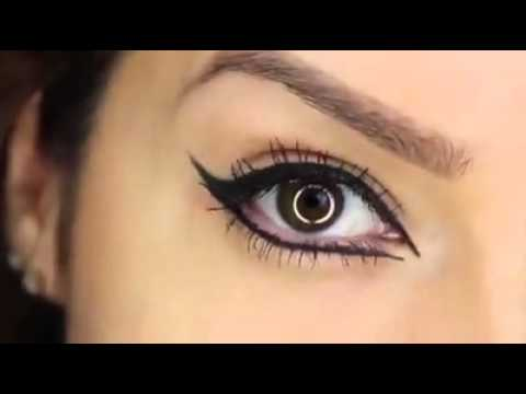 6 Different Eyeliner Techniques   Video Dailymotion