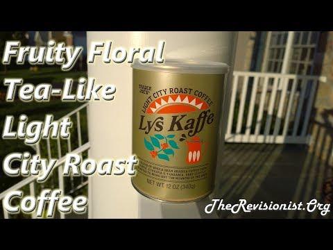 Taste Test & Review of Lys Kaffe Light City Roast Coffee