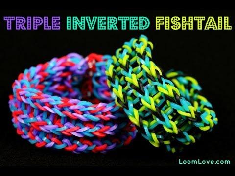Triple Inverted Fishtail