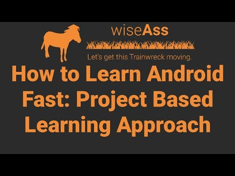 How To Learn Android Effectively | What to Focus on between Projects, Courses, and Books