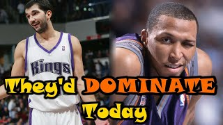 8 Former Players Who'd Be PERFECT For The Modern NBA!