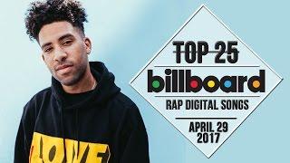 Top 25 • Billboard Rap Songs • April 29, 2017   Download-Charts