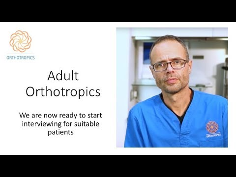 Adult Orthotropics; are you suitable?