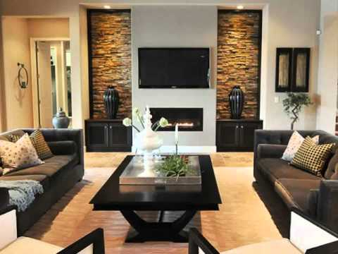 decorate living room with no fireplace
