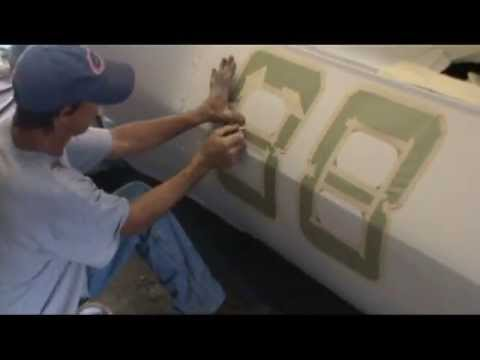 How To Custom Paint Your Car - Graphics The Art of Design - Custom Paint & Design for Boats