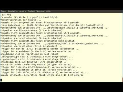 Ubuntu Password Recovery - Hard Drive Encryption Ubuntu
