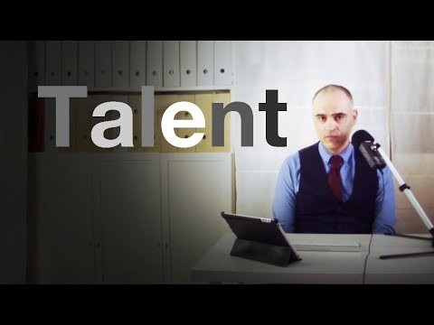 How to know if you have Talent