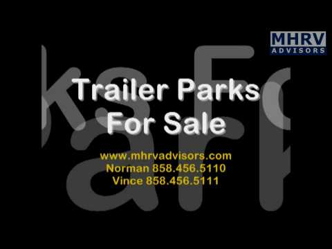 Trailer Parks For Sale & Financing Loans MHRV Advisors Park Brokers Brokerage