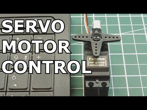 Servo Motor Control / DC Brushless motor control
