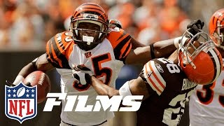 #6 Chad Johnson | Top 10 Mic'd Up Guys of All Time | NFL Films