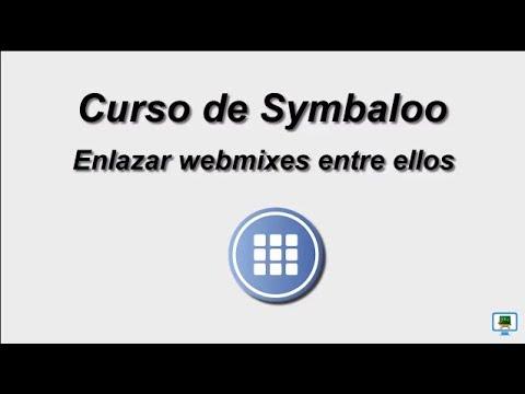 CURSO DE SYMBALOO (2017)   4.2c Enlazar webmixes entre ellos