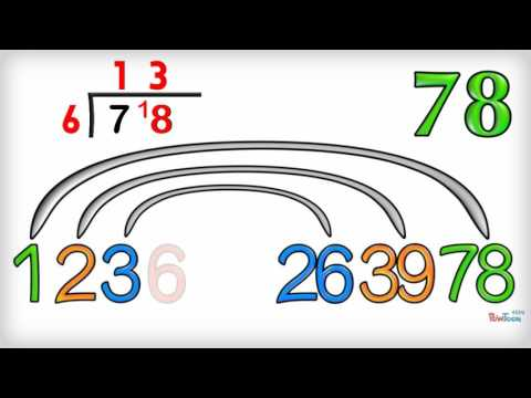 Finding Factors Using Division