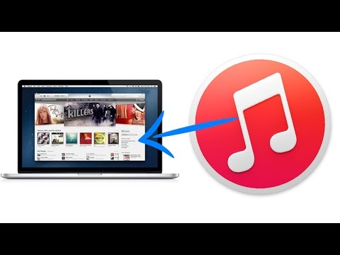 How to Add Music Files to iTunes Library Mac/PC