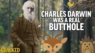 Charles Darwin: Good Ideas, Bad Person