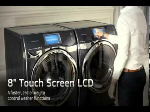 Samsung Front Load Washers - The Samsung WF457ARGSWR