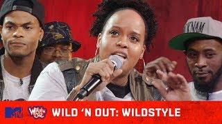 Chico Bean & Natasha Rothwell Go Toe to Toe 🤣   Wild 'N Out   #WNOTHROWBACK