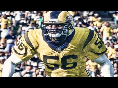 NEW LAWRENCE TAYLOR!! DEFENSE IS INSANE | MADDEN 18 ULTIMATE TEAM GAMEPLAY EPISODE 37
