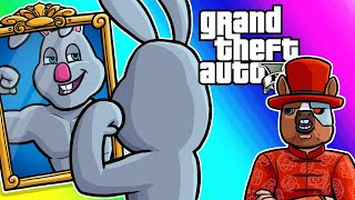 GTA5 Cars VS RPG Funny Moments - Captain Von Sweatsalot