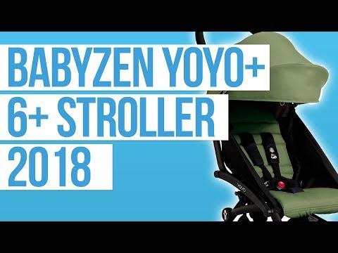 Babyzen Yoyo+ 6+ Stroller 2018 Review | Special Edition Air France