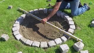 Granit Feuerstelle Selber Bauen - Einfach Und Schnell Diy