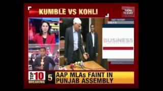 BCCI CEO, Rahul Johri Sought Detailed Report On Kumble-Kohli Rift