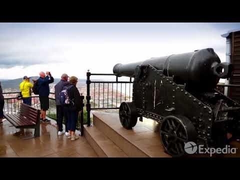 Europe's Gibraltar is a tourism pride with rich and old heritage