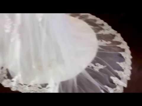 Beautiful Aline Beaded Belt Applique Dress