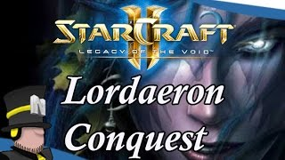 Starcraft 2 Arcade - Lordaeron Conquest - Druid
