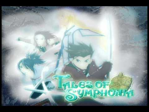 Tales of Symphonia- Fighting of the Spirit -S.S.H. Version