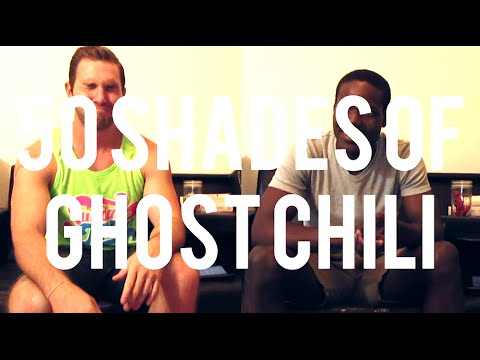 50 Shades of Ghost Chili | Full Challenge