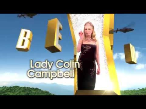 I'M A CELEBRITY GET ME OUT OF HERE 2015 title sequence - ITV