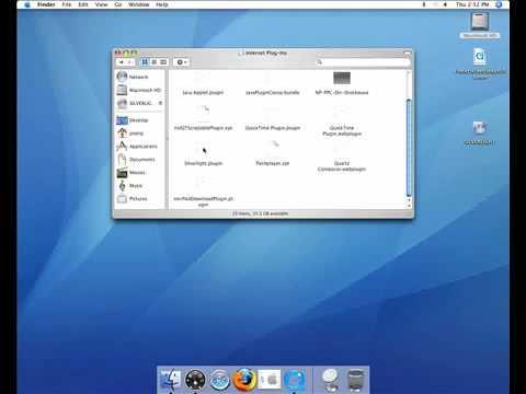 How to Uninstall Microsoft Silverlight in Mac OS (www.SaeedSoft.tk)