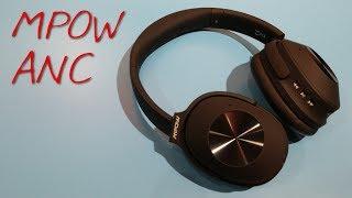 MPOW H12 _(Z Reviews)_ Cheapest Decent Noise Cancelling Headphones