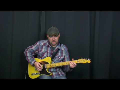 Old Country Guitar Solo   48 Simply Fantastic Country Guitar Licks