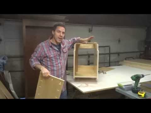 How To Build Your Own Kitchen Cabinets: Part 6b