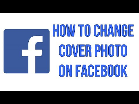 How To Change  Cover Photo On facebook