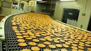Crazy Food Processing Machine | Biscuit Processing machines