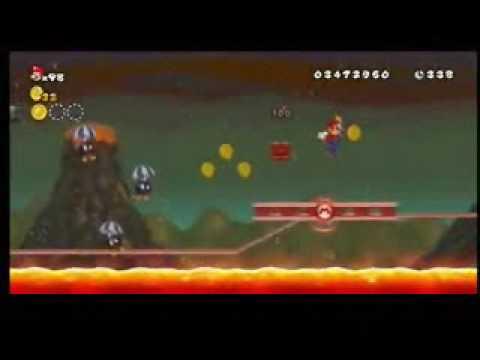 How to get Wario in New Super Mario Bros. Wii